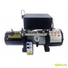 Лебедка автомобильная Electric Winch 6000 lb