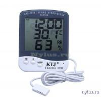 Гигрометр+термометр TA218A
