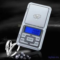 Весы ювелирные карманные